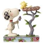 Peanuts (Jim Shore) Snoopy and Woodstock