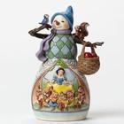 Disney Traditions Snow White Snowman