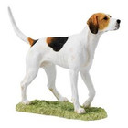 Border Fine Arts Foxhound (Black & Tan)
