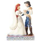 Disney Traditions Ariel & Prince Eric (Wedding Bliss)