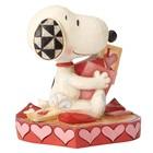 Peanuts (Jim Shore) Snoopy (Puppy Love)