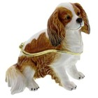 The Juliana Collection King Charles Spaniel