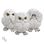 Studio Collection Three Wise Owls