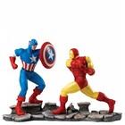 Marvel Captain America vs. Iron Man