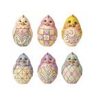Jim Shore's Heartwood Creek Mini Easter Chick Eggs