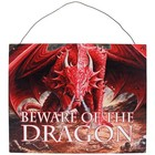 Anne Stokes Dragon's Lair Sign