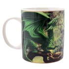 Anne Stokes Forest Dragon Mug