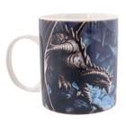 Anne Stokes Rock Dragon Mug