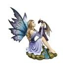 Studio Collection Dragra with little violett dragon