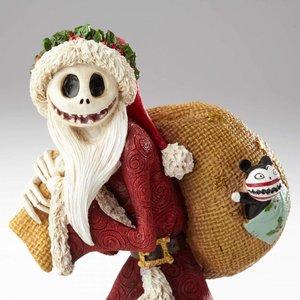 Disney Showcase Santa Jack Skellington