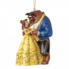 Disney Traditions Beauty & The Beast (Hanging Ornament)
