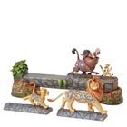 Disney Traditions Simba, Timon, & Pumbaa