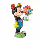 Disney Britto Mickey Mouse with Flowers