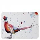 Sarah Stokes Art Pheasant Placemat (Set 4)