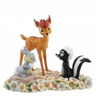 Disney Enchanting Bambi, Thumper & Flower (Pretty Flower)
