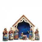 Jim Shore's Heartwood Creek Mini Nativity (Away In A Manger)