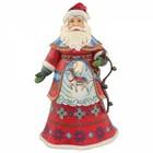 Jim Shore's Heartwood Creek Lapland Santa  (Joyful Journey)