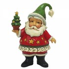 Jim Shore's Heartwood Creek Mini Santa