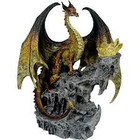 Ruth Thompson Art Dragon Hyperion (with LED)