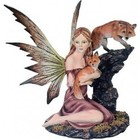 Studio Collection Fairy with foxes