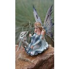 Studio Collection Fairy with Dragon 'Winter'