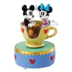Disney Enchanting Mickey & Minnie Mouse Teacup Musical