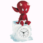 Demons et Merveilles Hot Stuff Clock