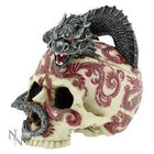 Anne Stokes Eastern Dragon Skull