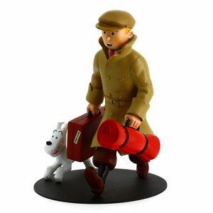 "Tintin (Kuifje) Kuifje & Bobby  ""De  Thuiskomst!"""