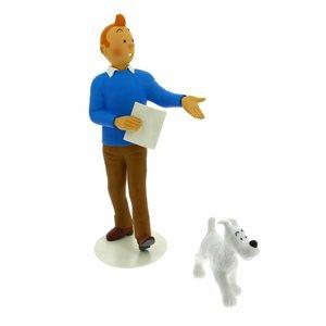 """Tintin (Kuifje) Tintin & Milou  (""""Musée Imaginaire"""" collection)"""