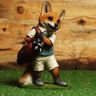 Studio Collection Golf Playing Fox (Naturecraft Collection)