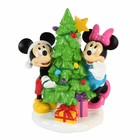 Disney Mickey & Minnie Around The Tree