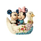 Disney Traditions Mickey & Minnie (Love Birds)