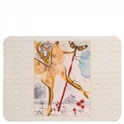 Hallmark Fine Artists Collection (Dali) Place  Mat (Extravaganza) Set/4