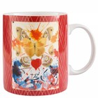 Hallmark Fine Artists Collection (Dali) Mug (Butterfly Valentine)