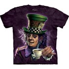 The Mountain Mad Hatter Fantasy T Shirt