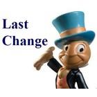 LAST CHANGE