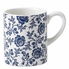 Hallmark Fine Artists Collection by Enesco Parisienne Blue Mug (White)
