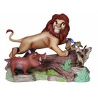 Disney Precious Moments Simba, Timon, & Pumbaa
