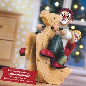 Gilde Clowns Hobbelpaard (Wipkippen)