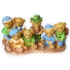 Cherished Teddies Seven Dwarfs