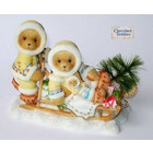 Cherished Teddies Michel & Kitty