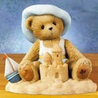 Cherished Teddies Madison (Girl Sandcastle)