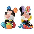 Disney Britto Minnie Mouse + Mickey Mouse (Set Large)