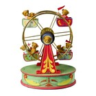 Cherished Teddies Life Is A Wonderful Ride (Carousel Musical)
