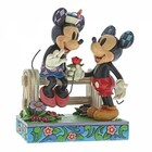 Disney Traditions Mickey & Minnie (Blossoming Romance)