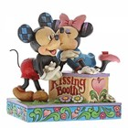 Disney Traditions Mickey & Minnie (Kissing Booth)