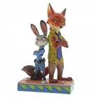 Disney Traditions Judy & Nick