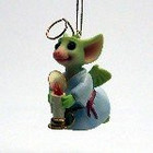 Pocket Dragons A Little Point Of Light (Hanging Ornament)