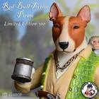 Robert Harrop Red Bull Terrier - Pirate